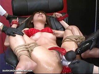Japanese Bondage Sex - Extreme BDSM Punishment of Asari (Pt. 14)