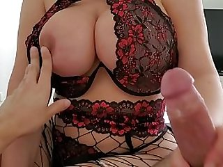 Busty Big Ass Latina Fucked Her Stepson Valentine's Day
