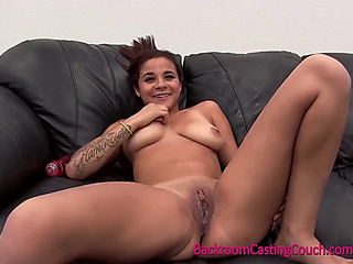 Legal Age Teenager anal casting audrey
