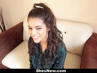 ShesNew - Latina Girlfriend (Gabriella Ford) Homemade Sex tape
