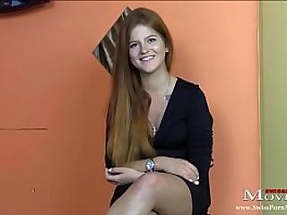 Interview mit Model Serena Ray 18y. beim Porno-Casting in Zürich über Sex, ficken, blasen, Schwänze, Sperma, Orgien, BDSM, Fetisch, Orgasmus