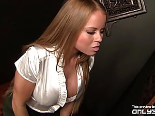 Nikki Delano and Ralph Long does Facial Cumshot 1080 HD stuff for The Only3x Network of sites in this new Shaved Pussy teaser clip